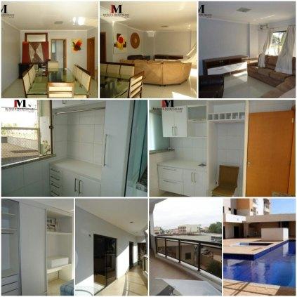 Vendemos lindo apartamento mobiliado no Edificio Solar Portinari