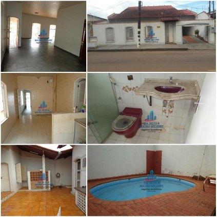 Vendemos casa com 3 quartos no bairro São João Bosco