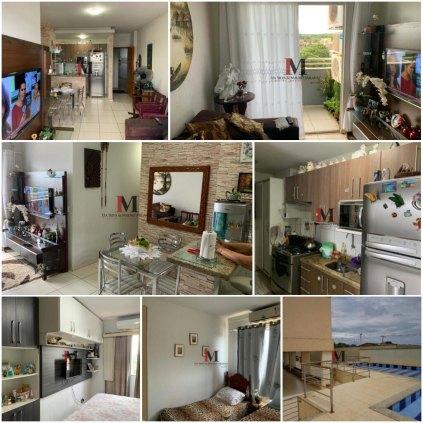 Vendemos apartamento com 3 quartos proximo ao CPA