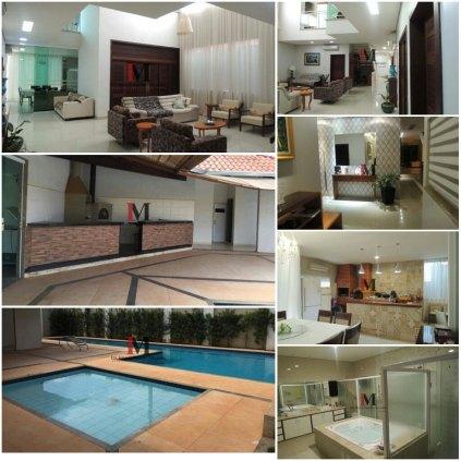 Vendemos casa com 4 quartos no Condominio São Paulo