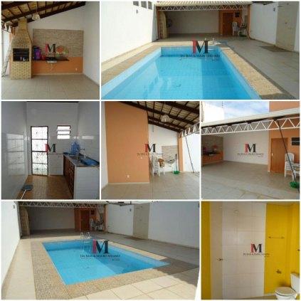 Vendemos casa com 2 quartos na Bairro Mato Grosso