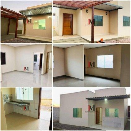 Vendemos casa com 3 quartos no Green Ville - bairro Rio Madeira