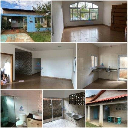 Vendemos casa com 3 quartos no Residencial Canaã - barirro Flodoaldo Pontes Pinto
