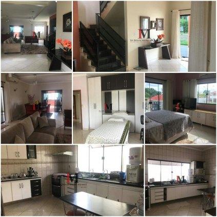 Vendemos casa com 3 suítes no Condomínio Portal das Palmeiras