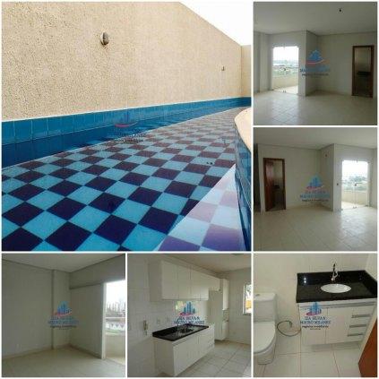 Vendemos apartamento com 3 quartos no Edificio Arpoador - Proximo ao CPA