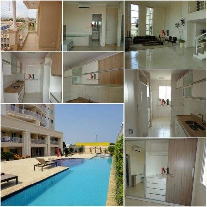Vendemos apartamento com 3 suítes no Residencial Leonardo da Vince