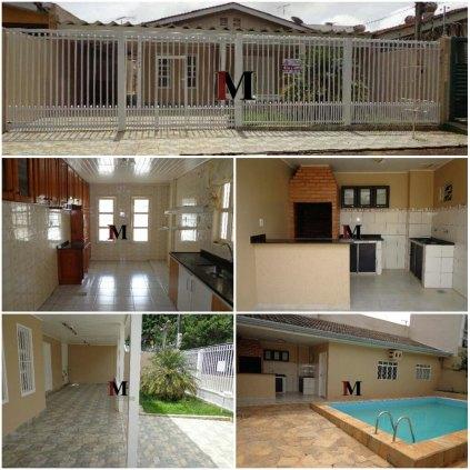 Vendemos casa com 5 quartos e piscina no Bairro São João Bosco