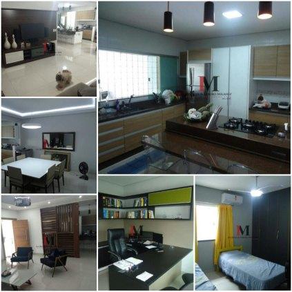 Vendemos linda casa com 3 quartos -  pronta para financiar // bairro Costa e Silva