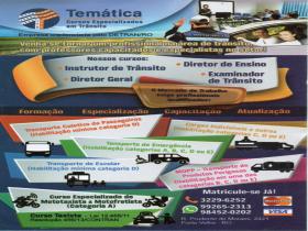 INSTRUTOR DE TRÂNSITO (CURSO COMPLETO E ATUALIZAÇÃO)
