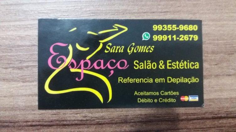 Espaço Sara Gomes Salão e Estética