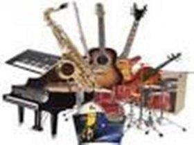 Aulas de música em domicílio