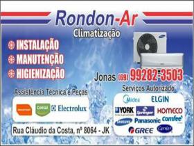 Rondon-ar Refrigeração