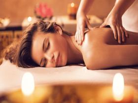 Pacotes promocionais de massagem