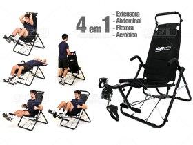 Cadeira de abdominal abstretch