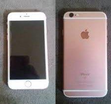Vendo Iphone 6s 128g - Semi novo