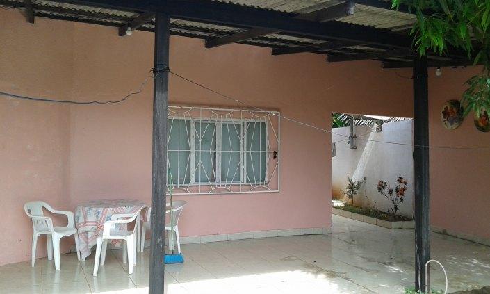 Vendo casa bairro lagoinha