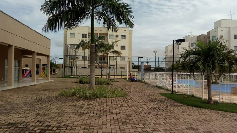 Alugo Apartamento Garden Club[