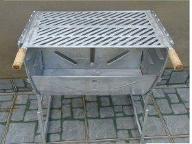Promoção Churrasqueira de Aluminio