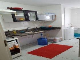 Apartamento mobiliado no águas do madeira 3 dormitórios sendo uma suít