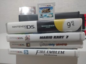 Jogos 3ds/ds