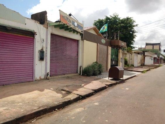 Excelente terreno na Rua Marechal Deodoro, centro, confiram!
