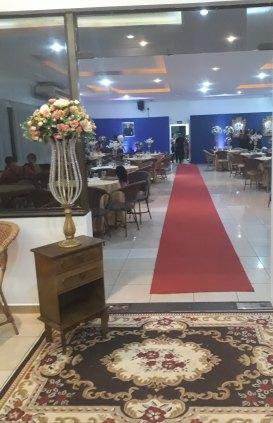 Espaço de locação para festa de casamento 15 anos, bodas, formatura Etc.