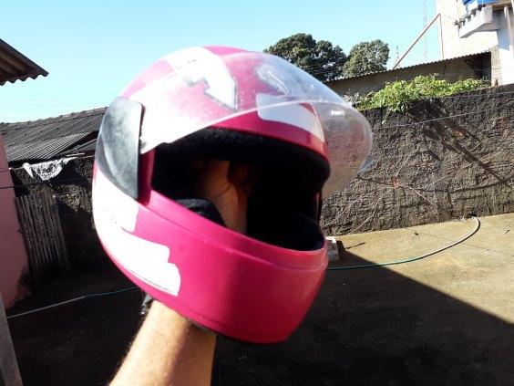 capacete infanto juvenil e  esp, pressão 4.5