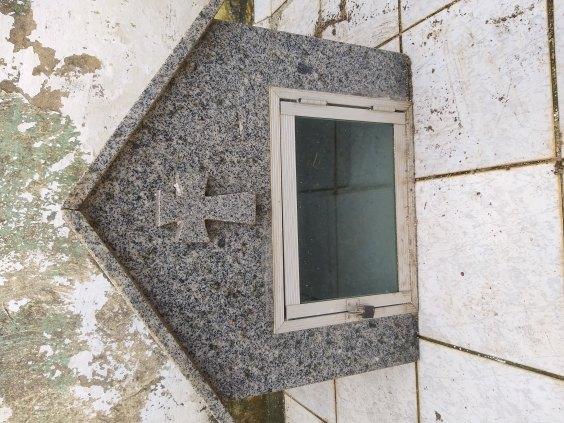 Capela em marmore