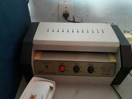 Máquina de classificação