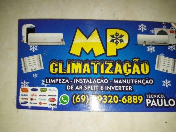 Mp climatização