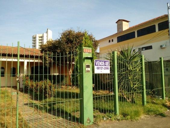 Imóvel comercial ou residencial na Rua Brasília, confiram!