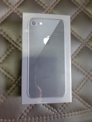 Iphone 8 de 64 GB - Cinza Espacial