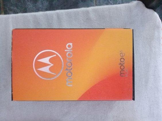 Celular Motorola Moto E 5 Play