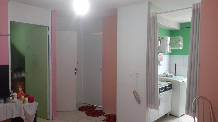 Apartamento quitado, aberto a negociação