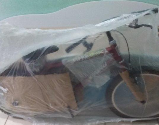 Bicicleta Cairu aro 20