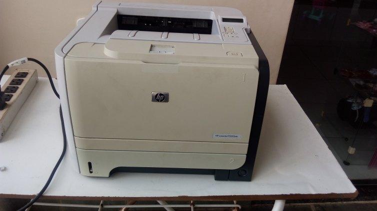 Vendo ou troco Impressora Hp Laserjet P2055dn