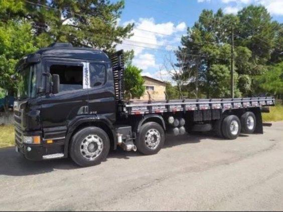 Realize o sonho de ter o seu próprio caminhão