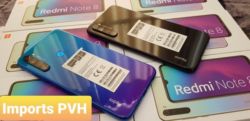 Xiaomi redmi note 8 de 64GB