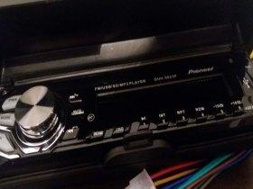 Aparelho Automotivo Pioneer Conexão Via Bluetooth Painel Removível