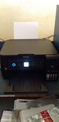 Impressora fotográfica L4160