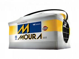 Baterias 60 ah Moura
