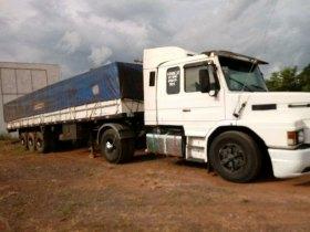 Caminhão Scania 112 - 1987