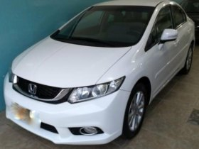 Civic Lxr, 2.0 Flex, aut., Completo, 86.000km, 2014