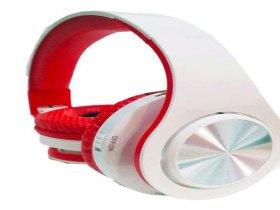 Fone headphone Com Bluetooth Acolchoado Sem Fio