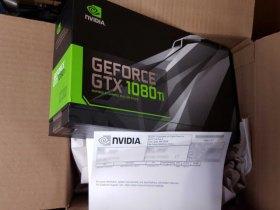 Nueva NVIDIA GTX 1080 TI ORIGINAL