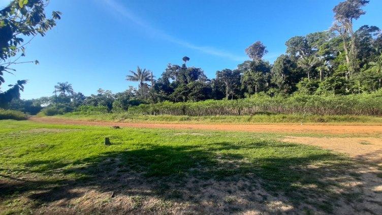 Lote de terra no km18 sentido Humaitá