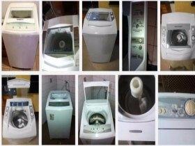 Manutenção máquinas de lavar e centrífugas