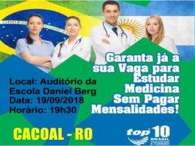Bolsa de Estudos de Medicina