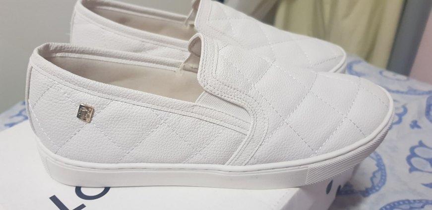 Tenis/Sapato Branco