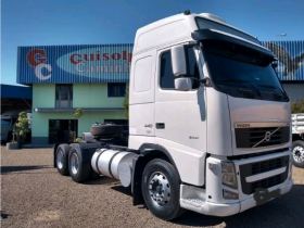 Volvo fh 440 Globetrotter 2011